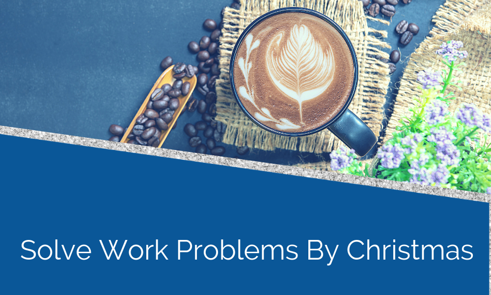 Solve Work Problems By Christmas